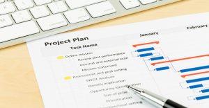 ניהול פרויקט באמצעות פרוג'קט