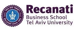recanati business school logo
